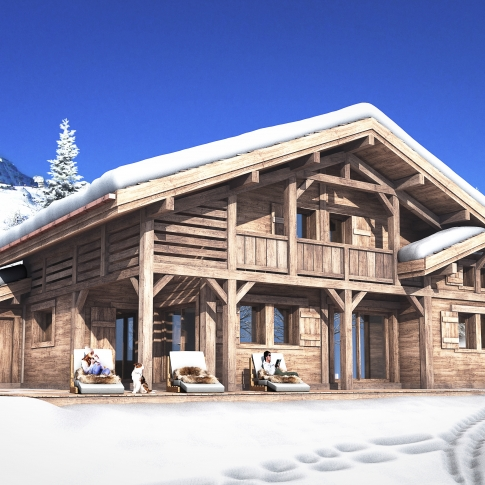 CHALET LE GRAND BORNAND